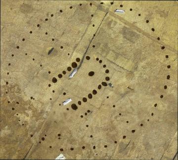 Il y a 4 500 ans, de grands bâtiments à Saint-André-sur-Orne près de Caen