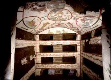 Catacombes de Rome: des milliers d'individus victimes d'une épidémie?
