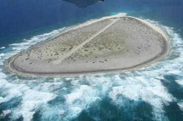 Conférence de presse sur la 2<sup>e</sup> campagne de fouille archéologique sur l'île de Tromelin