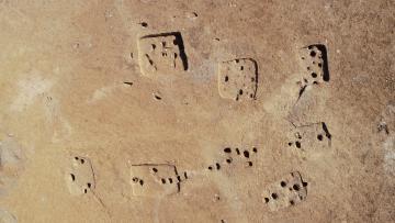 Fonds de cabanes VIIIe - Xe siècles.