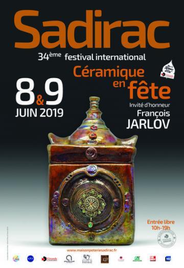 34e festival international Céramique en fête