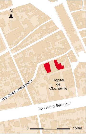 Hôpital Clocheville