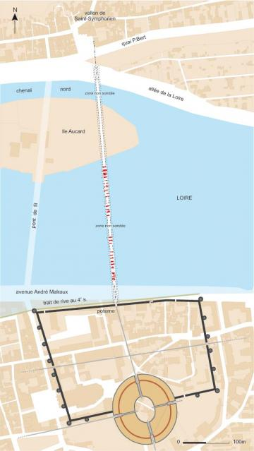 Pont 2, dit « de l'île Aucard »