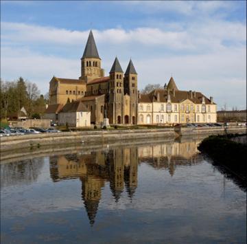 Aux origines de la basilique de Paray-le-Monial