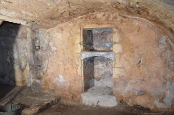 5 - dsc0717.Découverte d'un mikvé dans le quartier juif médiéval de Saint-Paul-Trois-Châteaux