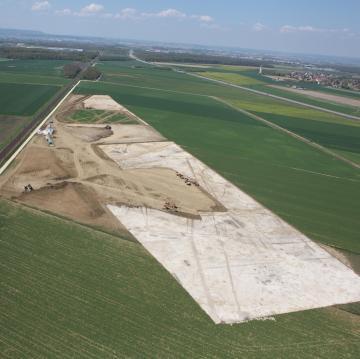 LGV Rhin-Rhône branche Est deuxième phase - Le Grand Pré, le Bas de l'Ampone
