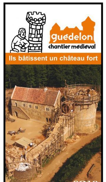 Vignette Découvrir : le chantier médiéval de Guédelon