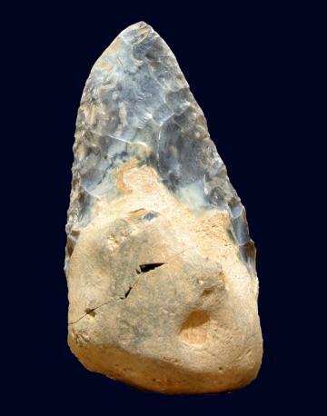 Dans les pas de Néandertal à Etricourt (Somme), il est passé par ici, il repassera par là...