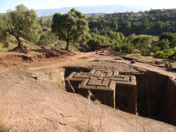 Lalibela, haut lieu du christianisme éthiopien, enfin cartographiée