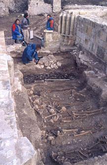 L'archéologie au chevet d'un patrimoine mondial de l'Unesco : La Charité-sur-Loire (Nièvre)