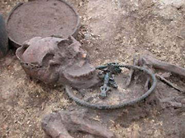 Les « tombes à char » de Vasseny (Aisne)