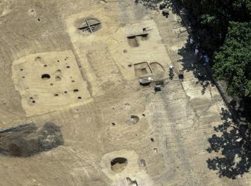 De la Préhistoire au Moyen Âge : le passé de Chavagne exploré par les archéologues
