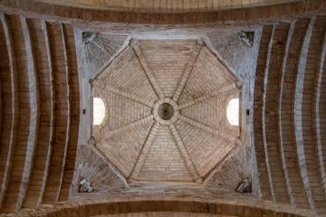 Coupole de la croisée du transept.