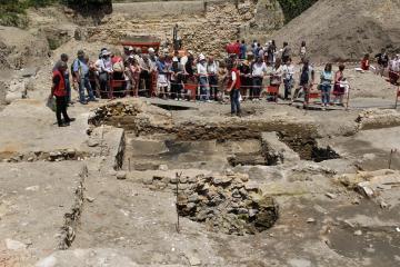 Panorama de la recherche archéologique à Saintes