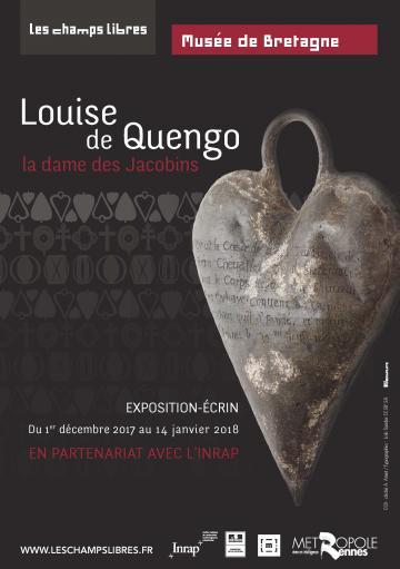 Affiche Louise de Quengo
