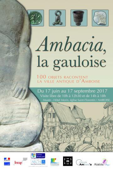 Affiche exposition Ambacia
