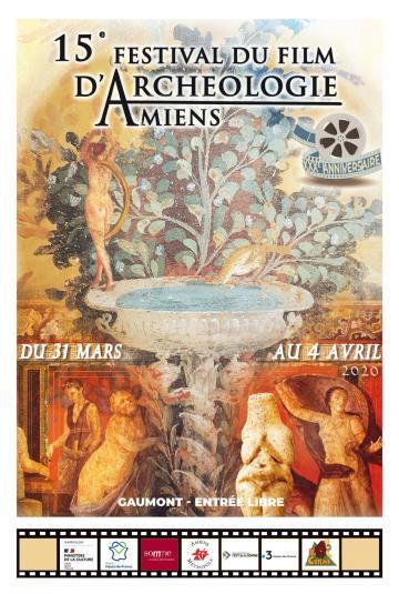 15e festival d'archéologie d'Amiens