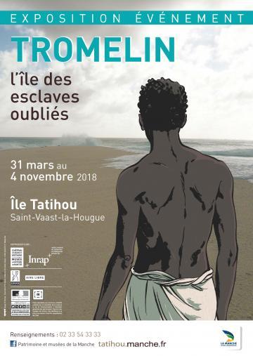 Affiche expo Tromelin Tatihou