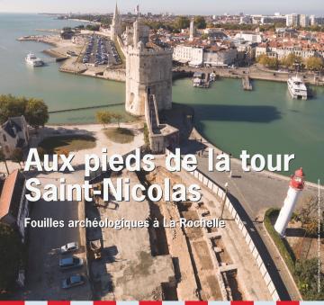 Affiche La Rochelle - Tour Saint-Nicolas 2016
