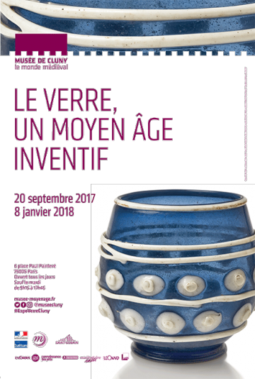 affiche le verre cluny