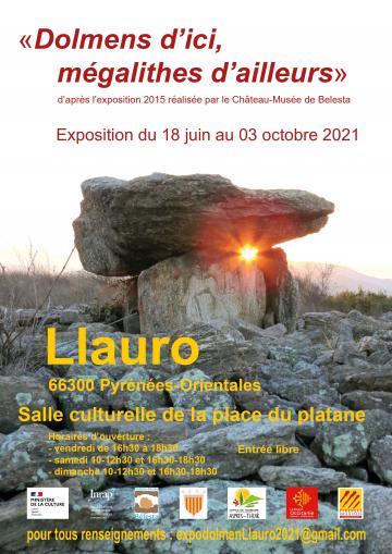 Affiche Llauro
