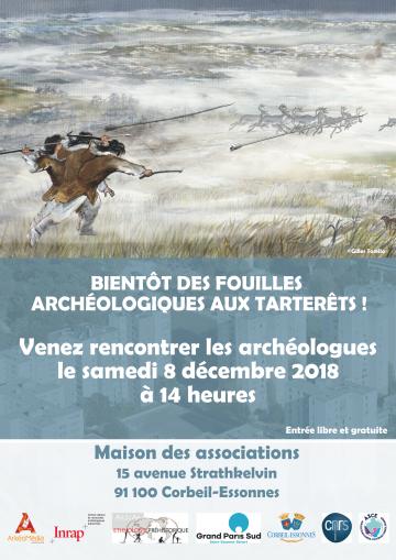 Bientôt des fouilles archéologiques aux Tarterêts