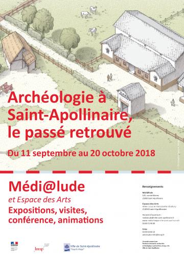 Archéologie à Saint-Apollinaire
