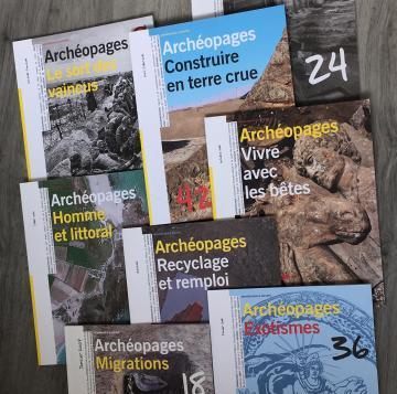 Archéopages numéros