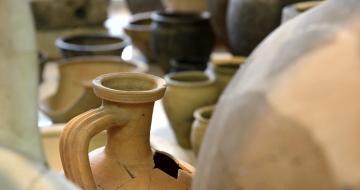 Stage céramiques antiques Bibracte 2019