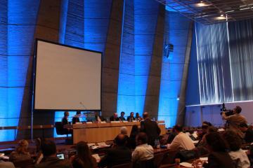 Reunion internationale protection patrimoine subaquatique