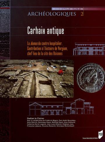 Carhaix antique