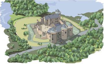 Vignette Découvrir : le château de Suscinio