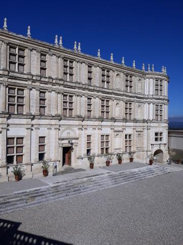 Découverte insolite au château de Grignan