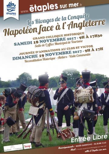 Affiche colloque historique Napoléon 2017