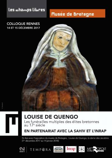 Colloque Louise de Quengo