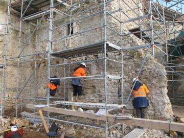L'abbaye de Méobecq révélée par l'archéologie