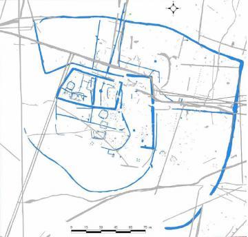 DAP 11    Erbrée «La Huperie» (Ille-et-Vilaine)