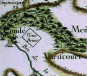 DAP 13 | Condé-sur-Suippe « oppidum du Vieux Reims » (Aisne)
