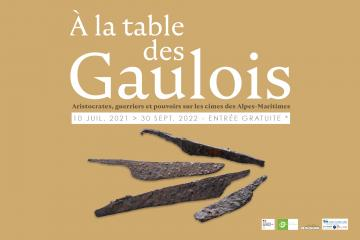 Expo à la table des gaulois