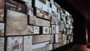 Exposition photos (Musée d'archéologie nationale, Madrid)