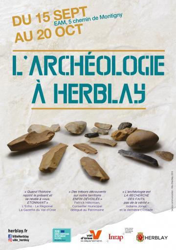 L'archéologie à Herblay