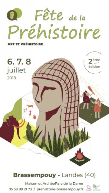 Fête de la préhistoire 2018