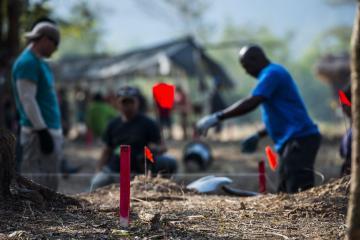 L'archéologie au service des enquêtes criminelles