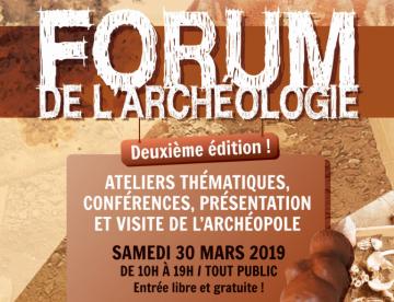 Forum archéologie Castres 2019