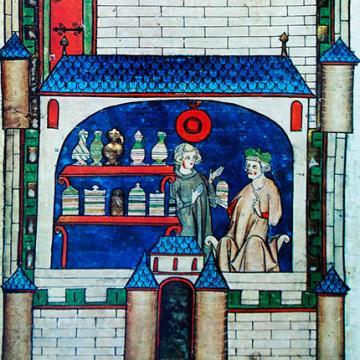 Conférence Médecine et remèdes au Moyen Âge