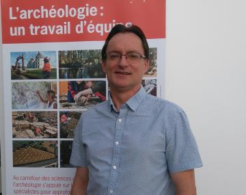 Marc Bouiron, août 2018