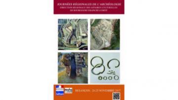 Journées régionales de l'archéologie Bourgogne-Franche-Comté