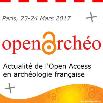 Logo OpenArcheo 2017