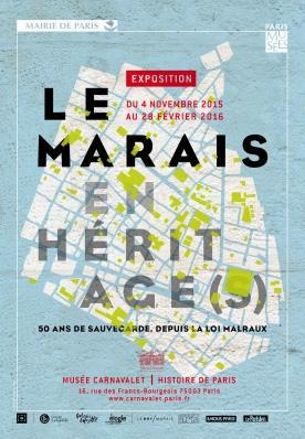 Le Marais en héritage(s). 50 ans de sauvegarde depuis la loi Malraux