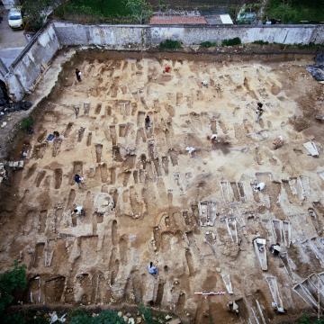 Nécropole des Mastraits